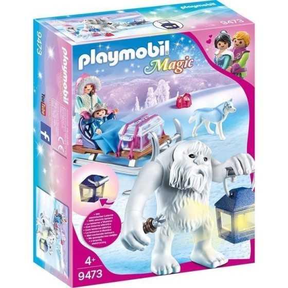 PLAYMOBIL 9473 Magic - Yéti...