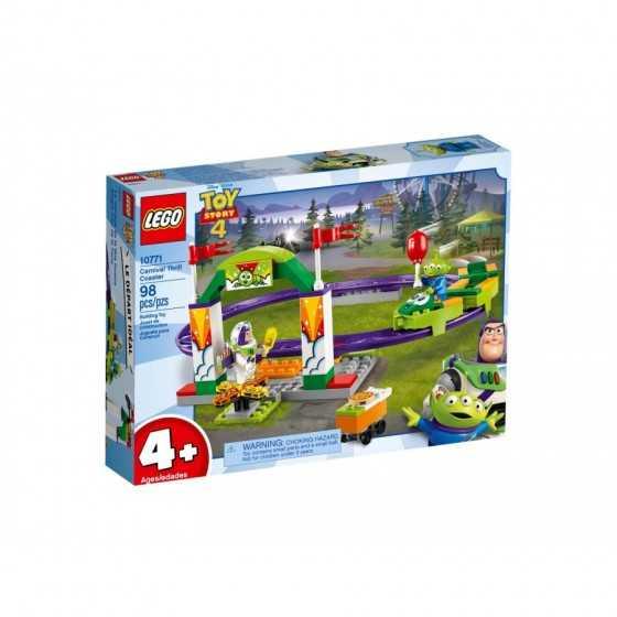 LEGO 10771 Le manège...