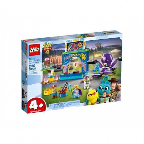LEGO 10770 Le carnaval en...