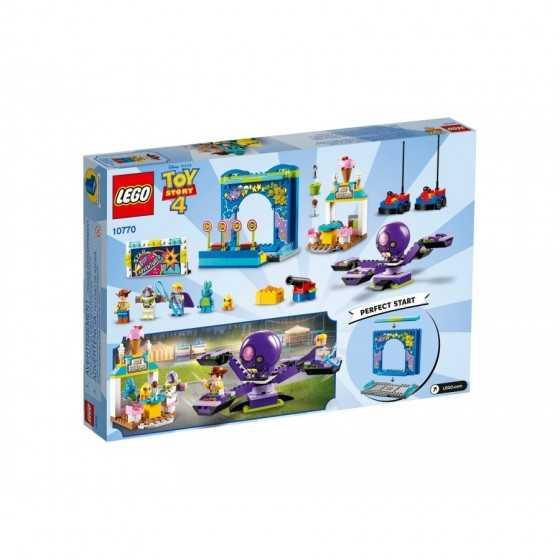 LEGO 10770 Le carnaval en folie de Buzz et Woody !