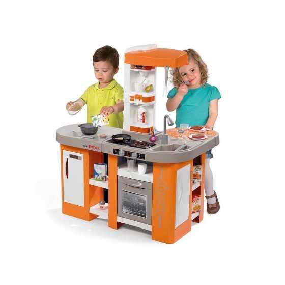 SMOBY Cuisine enfant Studio XL Bubble Téfal