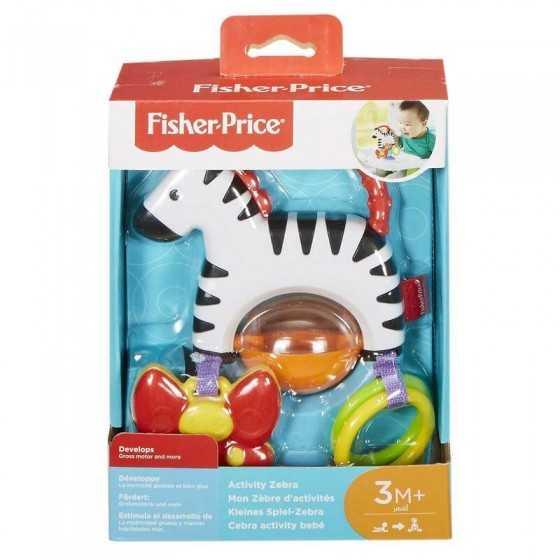 FISHER-PRICE Mon zèbre...