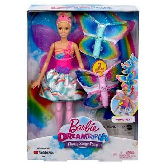 Barbie Dreamtopia Fée...