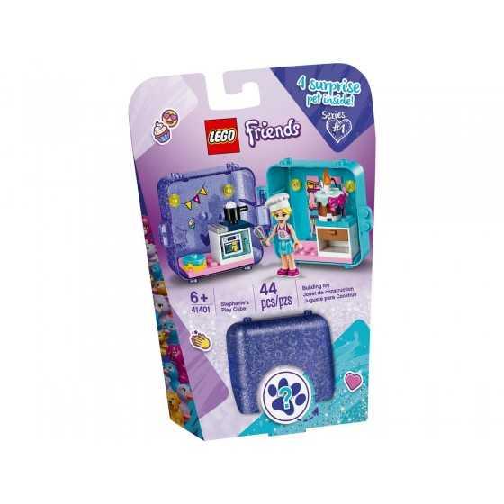 LEGO 41401 Le cube de jeu...