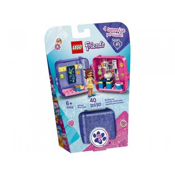LEGO 41402 Le cube de jeu...