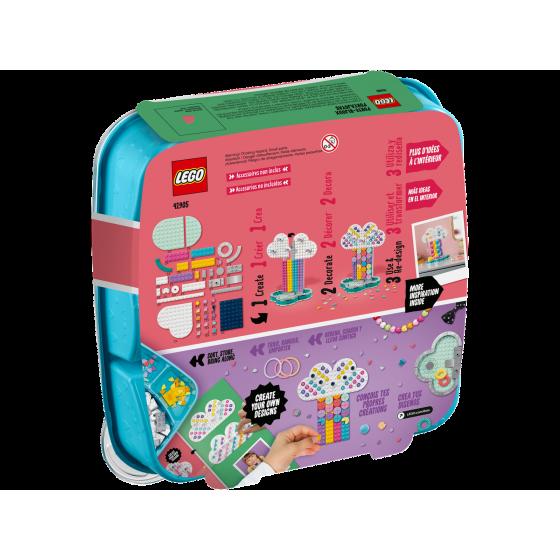 LEGO DOTS 41905 Le porte-bijoux Arc-en-ciel