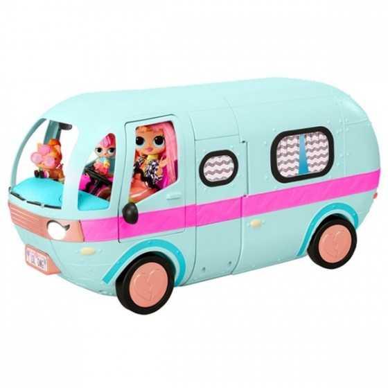 L.O.L. Surprise - Camping car