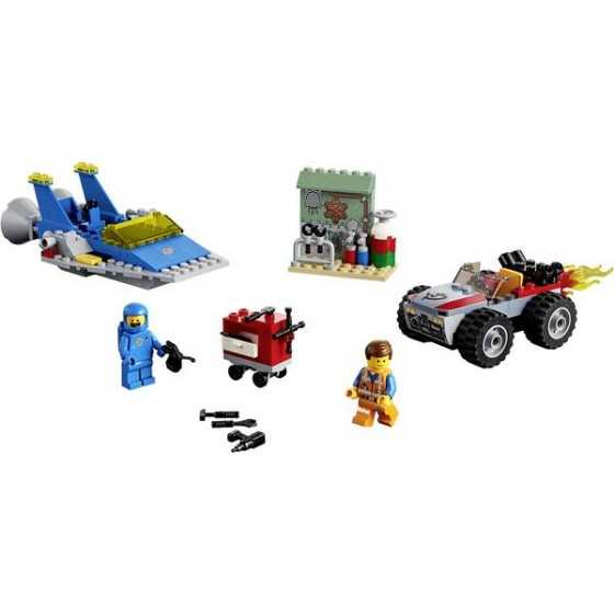 LEGO 70821 - L'atelier Construire et réparer