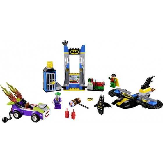 LEGO  10753 - Juniors Super Heroes L'attaque du Joker