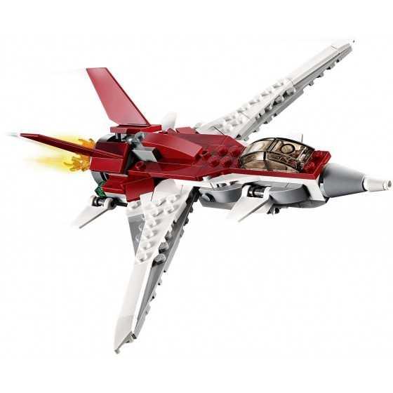 LEGO Creator 31086 - L'avion Futuriste