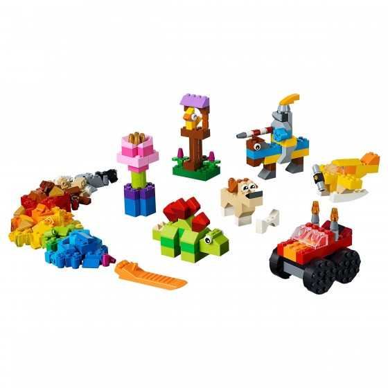 LEGO  Classique - 11002 Basic Brick Set