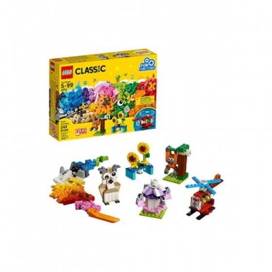 LEGO Classique  10712 -Bausteine-Set - roues dentées
