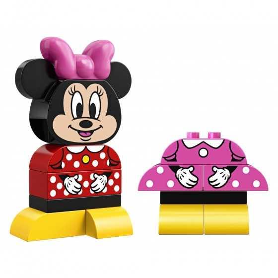 LEGO Duplo 10897 - Ma première Minnie à construire