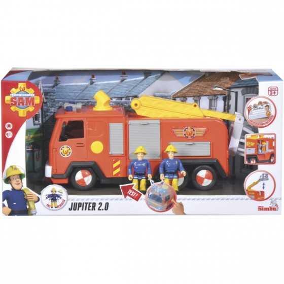 SAM LE POMPIER Camion pompier jupiter