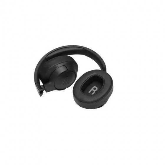 JBL JBLT700BTBLK Casque Bluetooth Sans Fil - Appel Stéréo Mains Libres - Léger & Pliable - Autonomie de 27 hrs - Noir