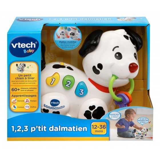 VTECH -123 P'tit dalmatien