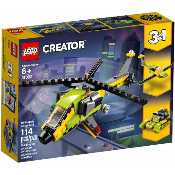 LEGO CREATOR 31092 -...