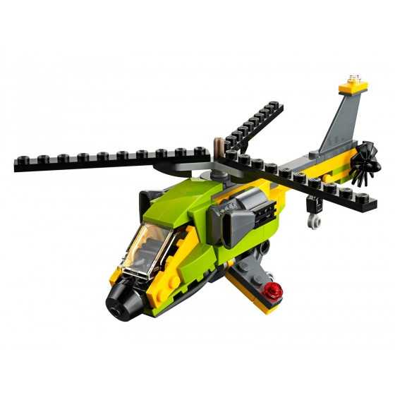 LEGO CREATOR 31092 - L'aventure en hélicoptère