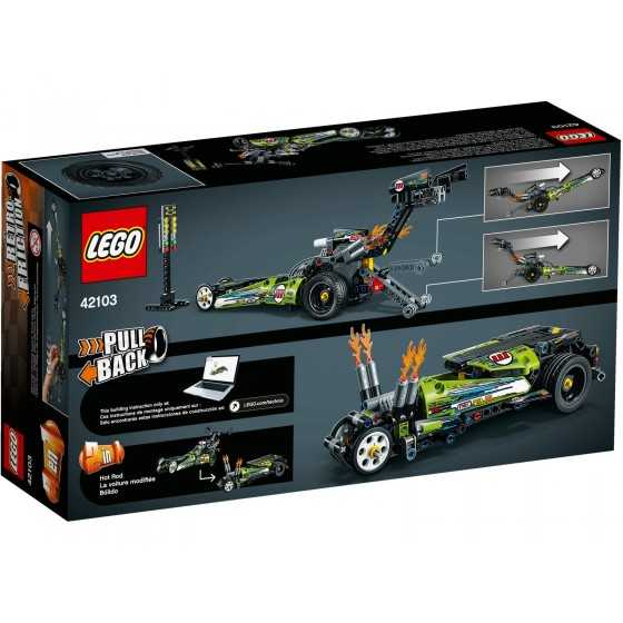 LEGO TECHNIC 42103 - Le dragster