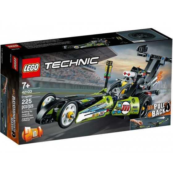 LEGO TECHNIC 42103 - Le...