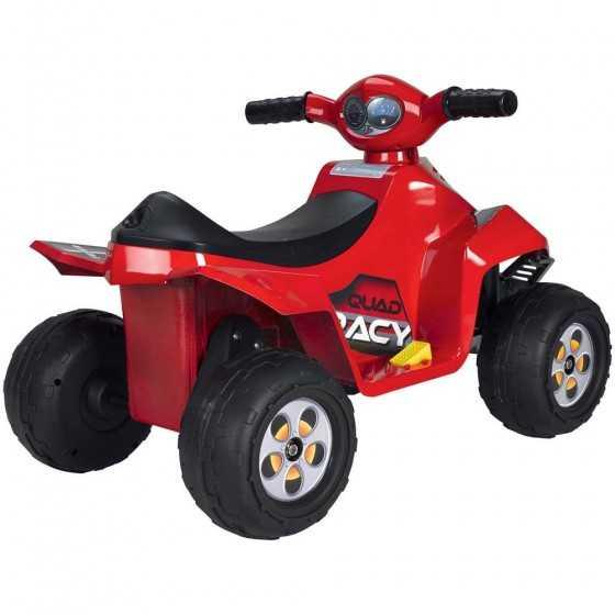 FEBER - QUAD RACY ROUGE 6V