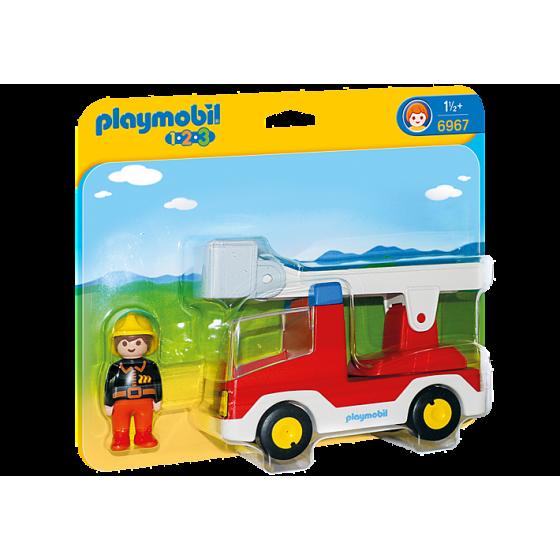 PLAYMOBIL 123 - 6967 Camion...