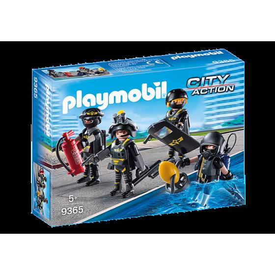 PLAYMOBIL 9365 - Policiers...