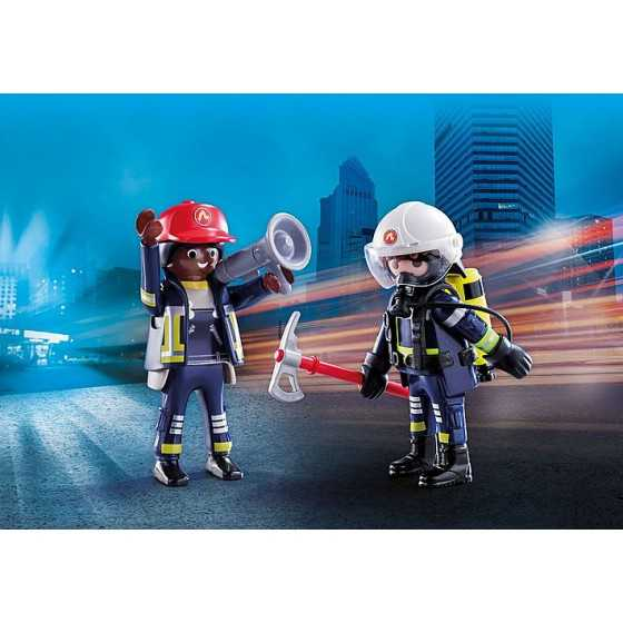 PLAYMOBIL 70081- Pompiers secouristes