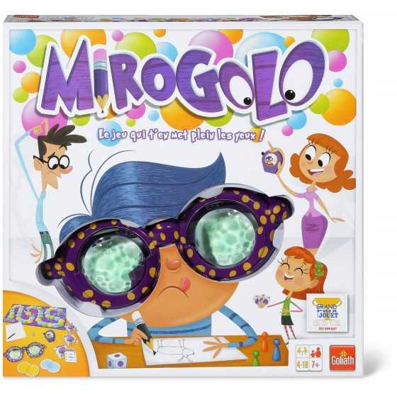 GOLIATH - MIROGOLO