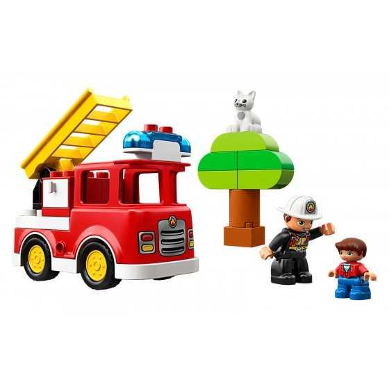 LEGO DUPLO 10901- Le camion de pompiers