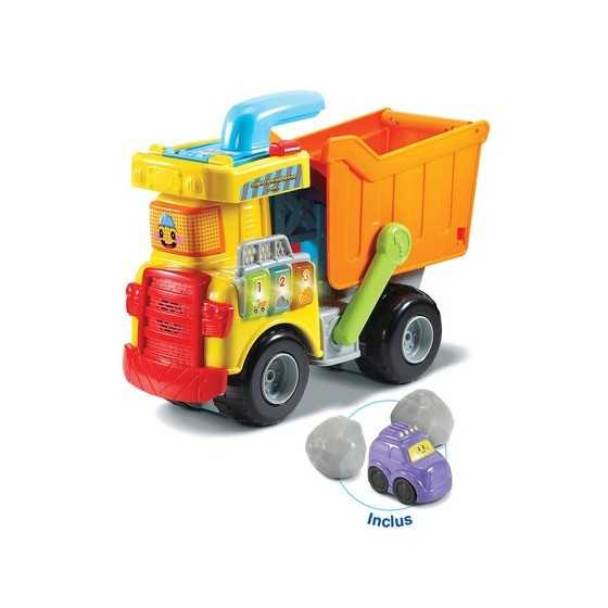 VTECH -  Mon super camion benne 2en1