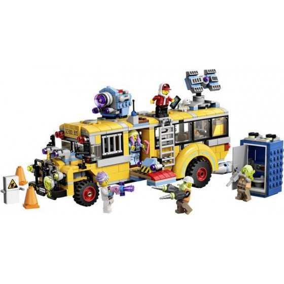 LEGO Hidden Side Le bus scolaire paranormal 70423
