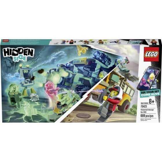 LEGO Hidden Side Le bus...