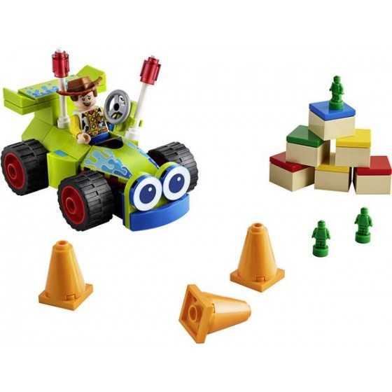 LEGO JUNIORS Woody et RC 10766