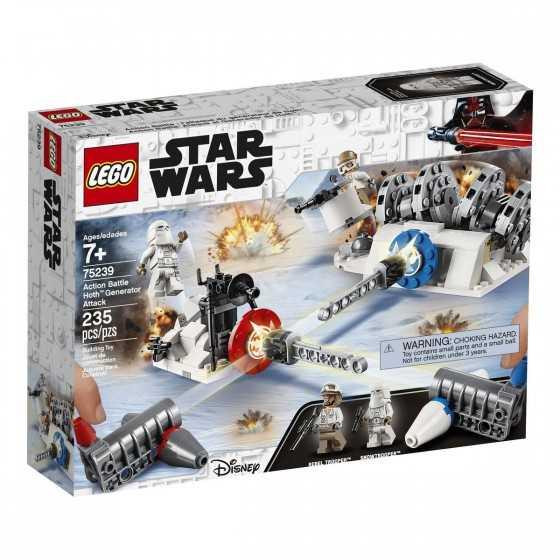 LEGO 75239 L'attaque du...