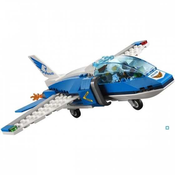 LEGO 60208 - L'arrestation en parachute