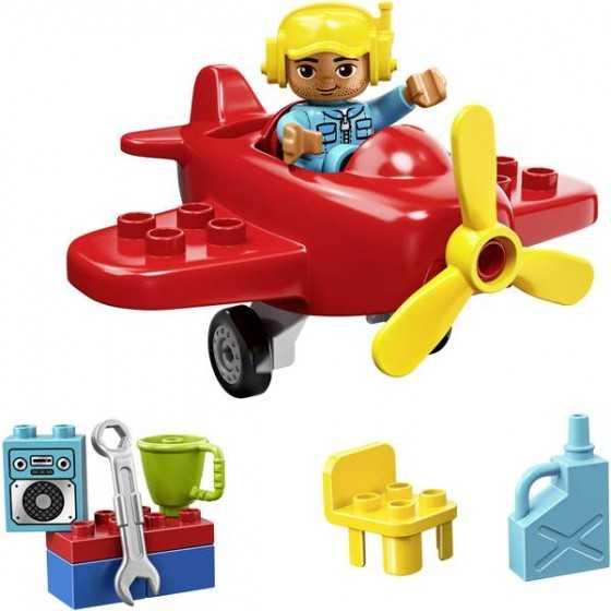 LEGO Duplo 10908 - L'avion  Ma ville