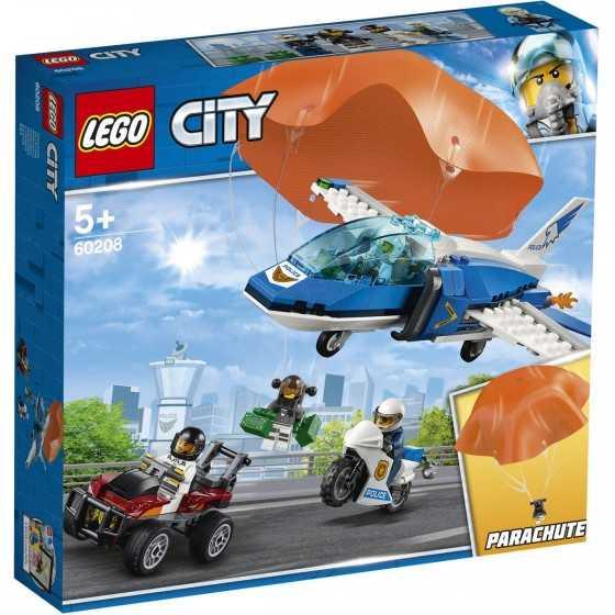 LEGO 60208 - L'arrestation...