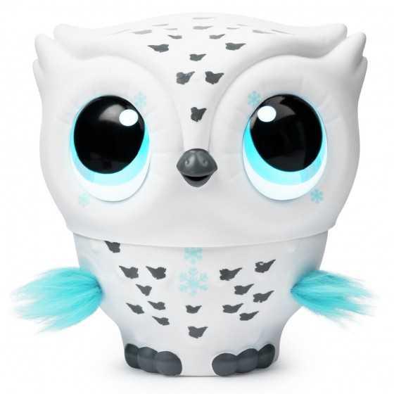 Owleez Blanc - Ma petite chouette volante