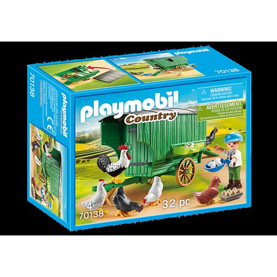 PLAYMOBIL 70138 Enfant et...