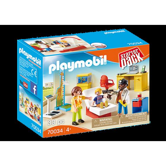 PLAYMOBIL 70034 StarterPack...