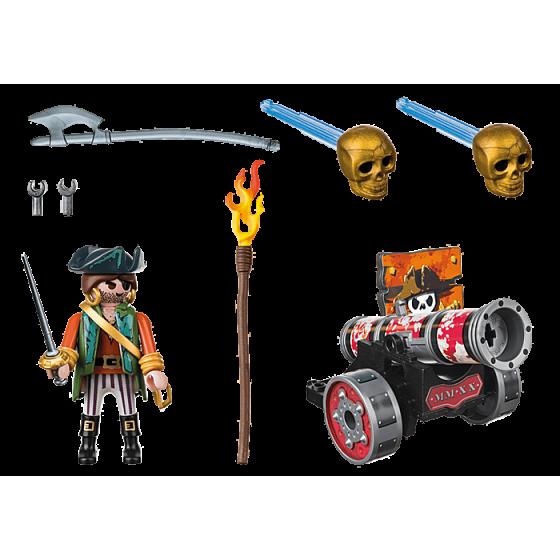 PLAYMOBIL 70415 Canonnier pirate