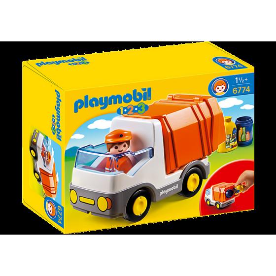 PLAYMOBIL 123 - 6774 Camion...