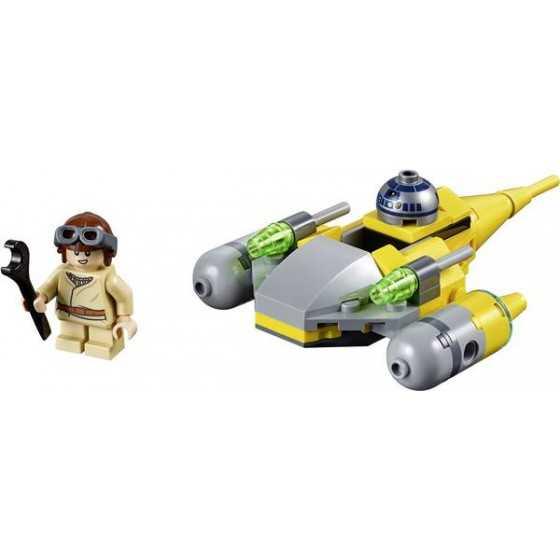 LEGO 75223  - Star Wars Microvaisseau Naboo Starfighter