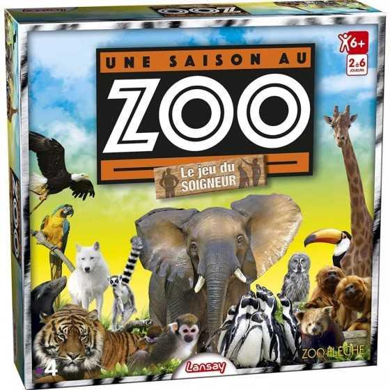 LANSAY - Une saison au zoo