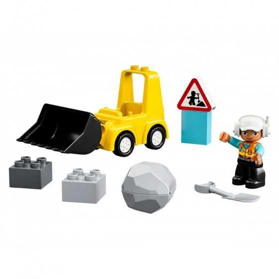 LEGO DUPLO 10930 Le bulldozer - Construction - 10930