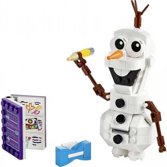 LEGO Disney 41169 Frozen - Reine des Neiges 2 -