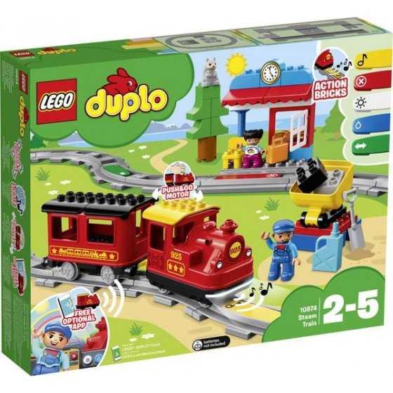 LEGO DUPLO 10874 - Train à...