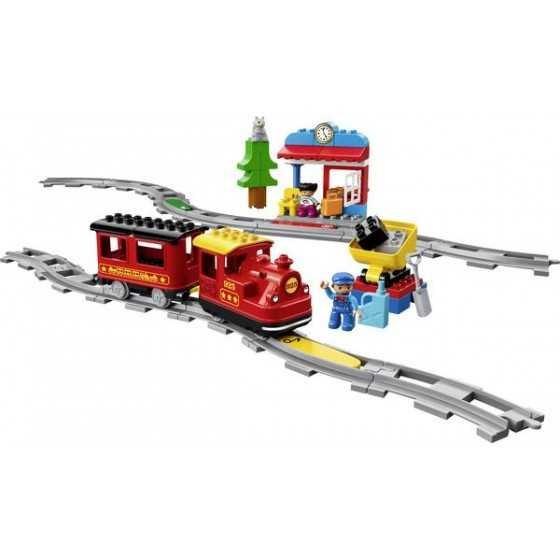 LEGO DUPLO 10874 - Train à vapeur