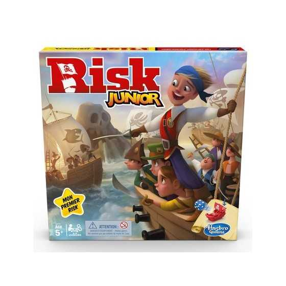 HASBRO - Risk Junior